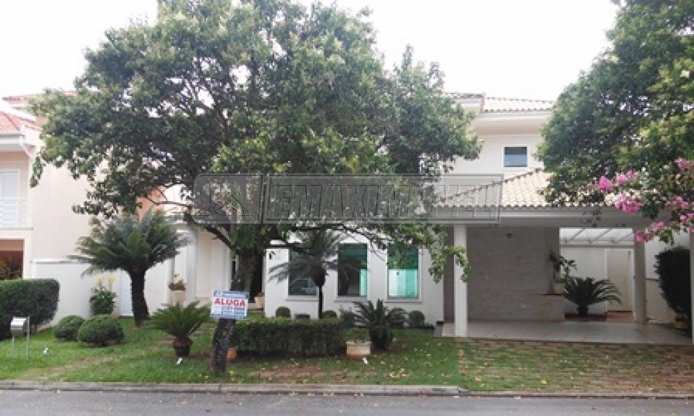 Alugar Casa / em Condomínios em Sorocaba R$ 4.000,00 - Foto 1