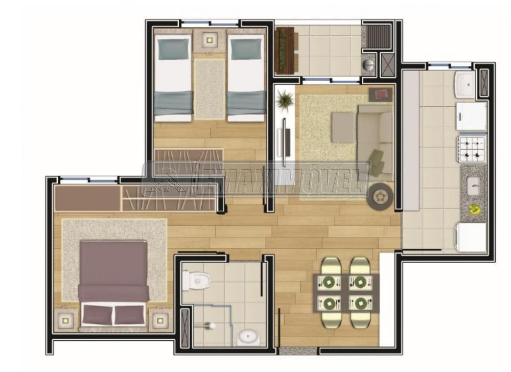 Comprar Apartamentos / Apto Padrão em Sorocaba apenas R$ 230.000,00 - Foto 4