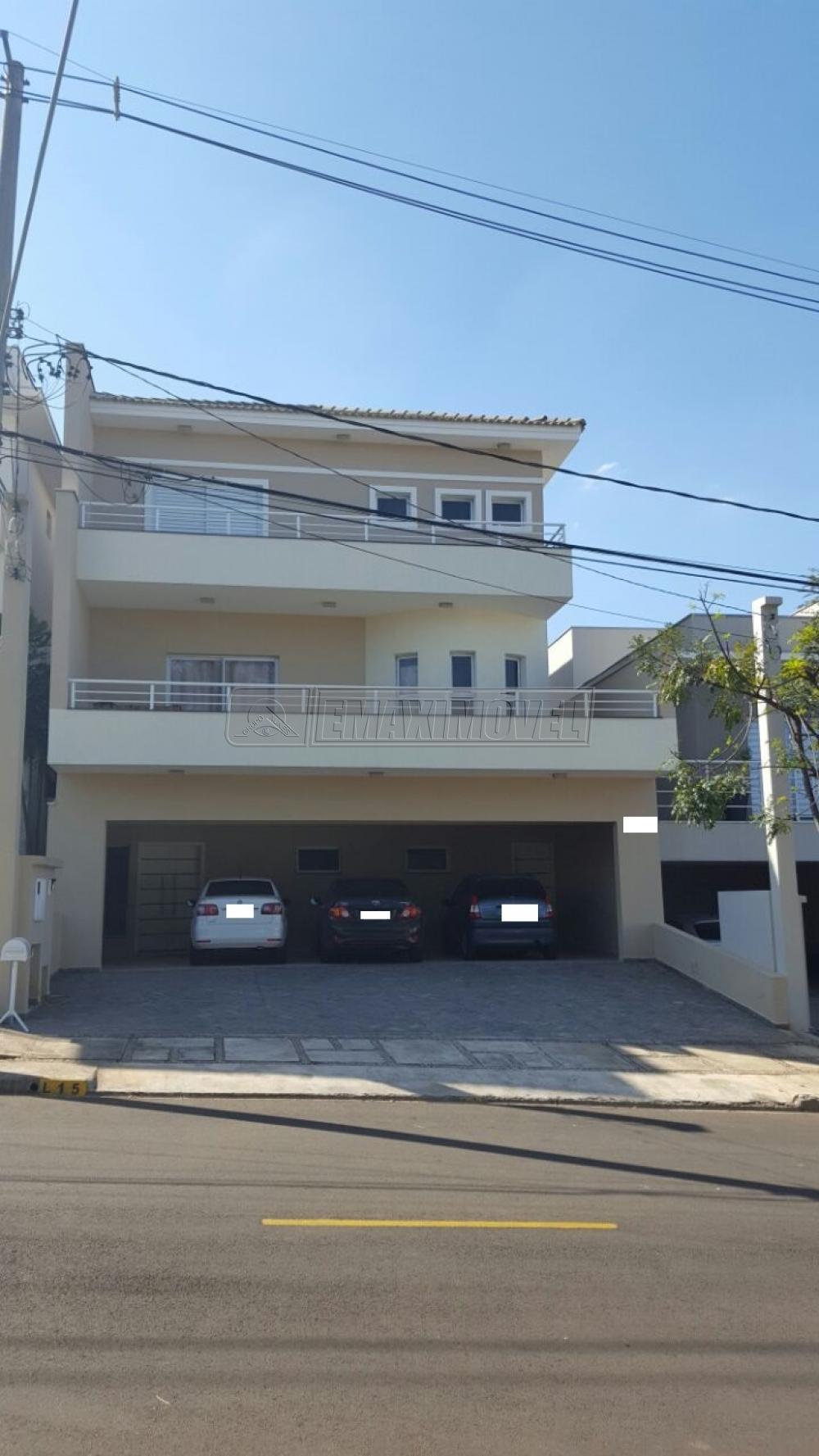 Alugar Casas / em Condomínios em Sorocaba apenas R$ 4.400,00 - Foto 1