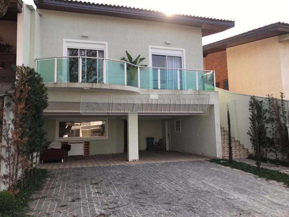 Alugar Casa / em Condomínios em Sorocaba R$ 3.500,00 - Foto 1