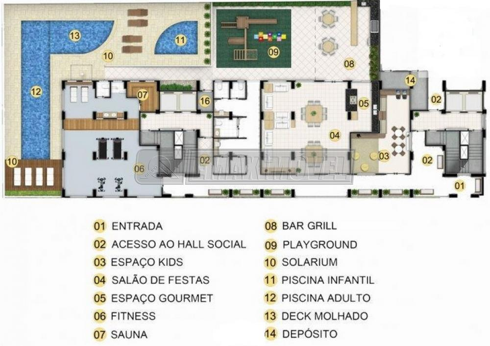 Comprar Apartamentos / Apto Padrão em Sorocaba apenas R$ 580.000,00 - Foto 33