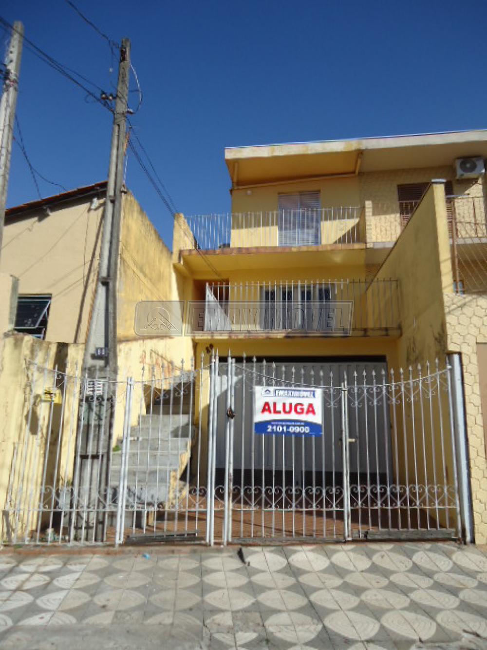 Sorocaba Casa Locacao R$ 950,00 3 Dormitorios 2 Vagas Area construida 80.00m2