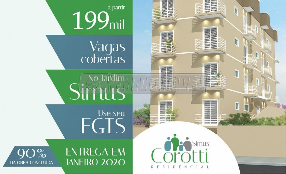 Comprar Apartamentos / Apto Padrão em Sorocaba apenas R$ 199.000,00 - Foto 1
