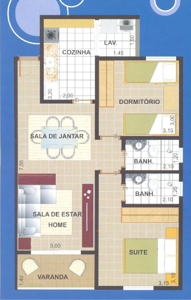 Alugar Apartamentos / Apto Padrão em Sorocaba apenas R$ 1.000,00 - Foto 20