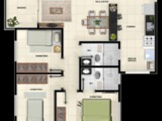 Alugar Apartamentos / Apto Padrão em Votorantim apenas R$ 1.300,00 - Foto 23