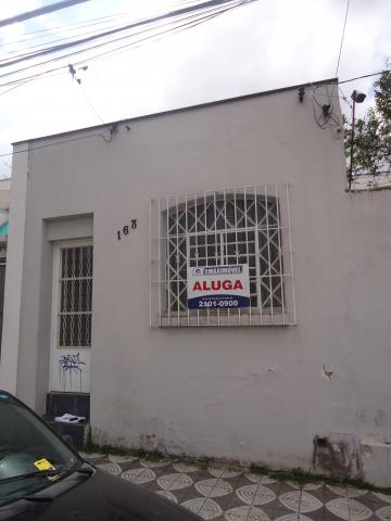 Sorocaba Centro Casa Locacao R$ 1.200,00 3 Dormitorios  Area do terreno 961.90m2 Area construida 81.90m2